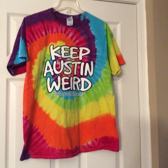 Keep Austin Weird Shirts 9